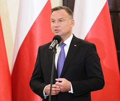 O decyzji Andrzeja Dudy poinformowało BBN