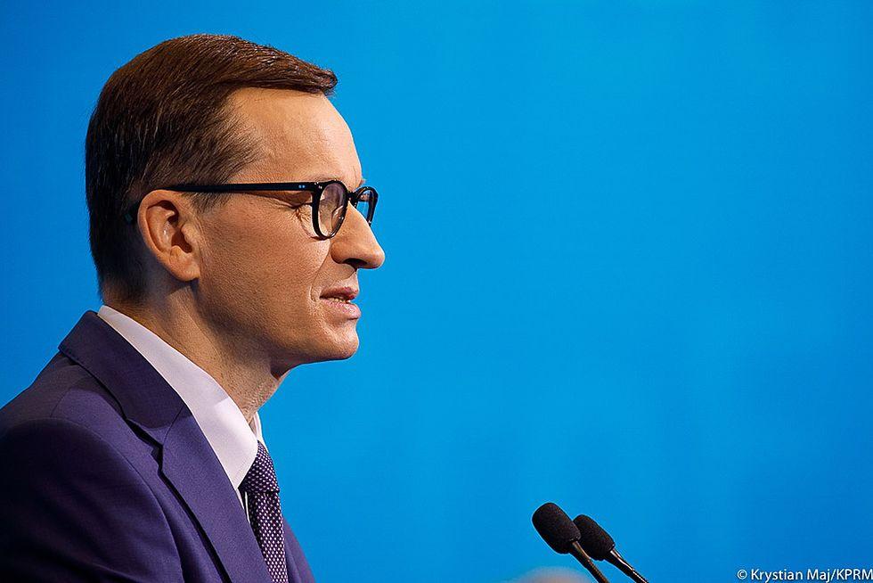 Majątek premiera Mateusza Morawieckiego i jego żony szacujemy na około 40 mln zł