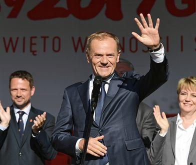 Przemówienie Donalda Tuska w Gdańsku. Są pierwsze komentarze