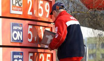 Ceny paliw na stacjach będą rosły w tym tygodniu