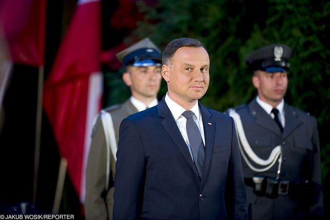 Wybory parlamentarne. Andrzej Duda wkrótce ogłosi start kampanii