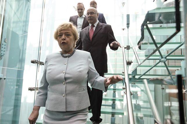 Prezes Sądu Najwyższego Małgorzata Gersdorf