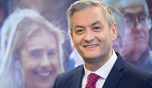 """Robert Biedroń: """"Nie będę bojkotował TVP. To nie moja wojna"""""""