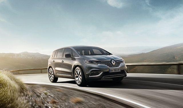 Renault Espace z silnikiem wysokoprężnym również przekracza normy emisji spalin?