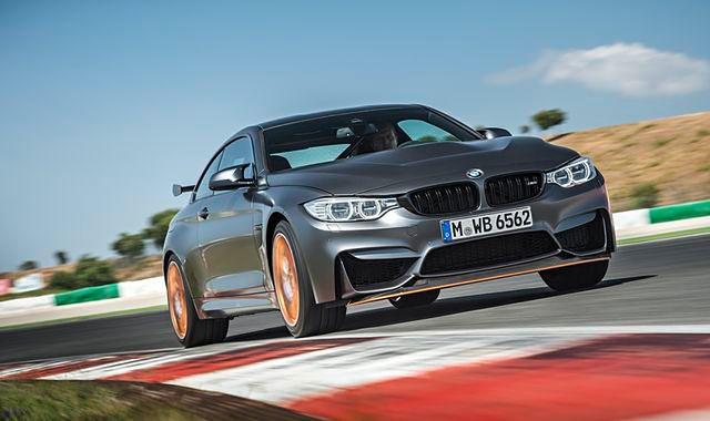 Premiera BMW M4 GTS w Japonii