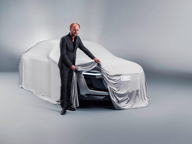 Audi e-tron Sportback - efekt prac Audi i Porsche?