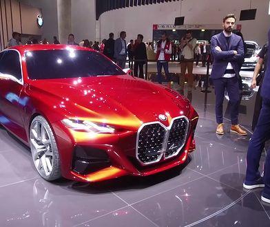 Frankfurt 2019: BMW serii 4. Samochód o dwóch twarzach