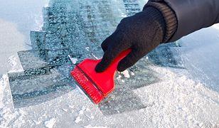 Niektóre zimowe problemy kierowców wynikają z pewnych zaniedbań