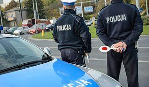 SMS-y od policji dla radomskich kierowców