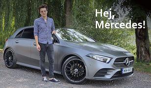 Samochód, do którego mówisz. Sprawdzamy asystenta w Mercedesie klasy A