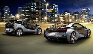 Ekologiczne samochody BMW