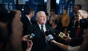 Lech Wałęsa ma teorię nt. dokumentów SB