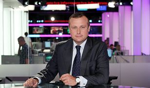 Adrian Klarenbach, dziennikarz TVP Info