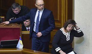 Ukraiński parlament przyjął budżet na 2016 rok