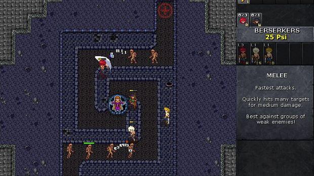 Defender's Quest: Valley of the Forgotten - gadające wieżyczki z wielkimi mieczami