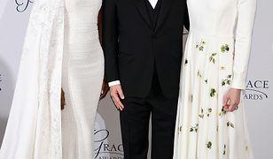 Księżna Charlene i Naomi Campbell - białe damy w Nowym Jorku