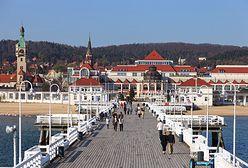 Molo w Sopocie zamknięte od czwartku. Zakaz wstępu z powodu epidemii koronawirusa