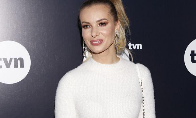 Izabela Janachowska na ramówce TVN. Taką biżuterię noszą gwiazdy