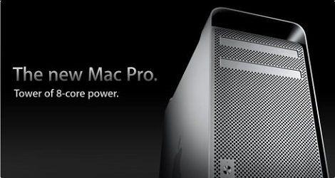 Mac Pro - jeszcze potężniejszy