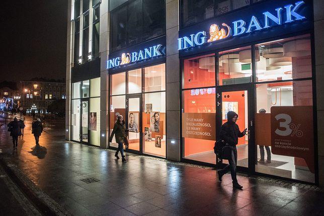 Problem pojawił się po przerwie serwisowej w banku