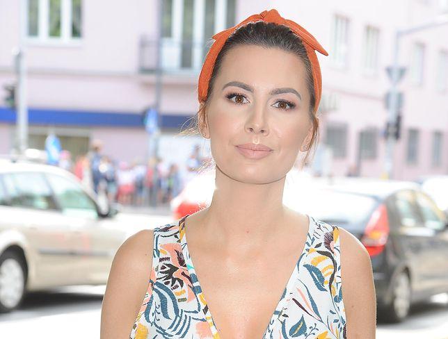 Agnieszka Hyży zawodowo zajmuje się organizacją ślubów