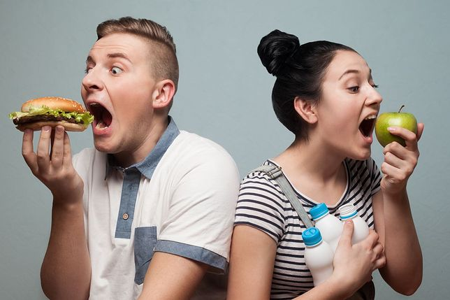 Dieta odchudzająca powinna być odpowiednio zbilansowana