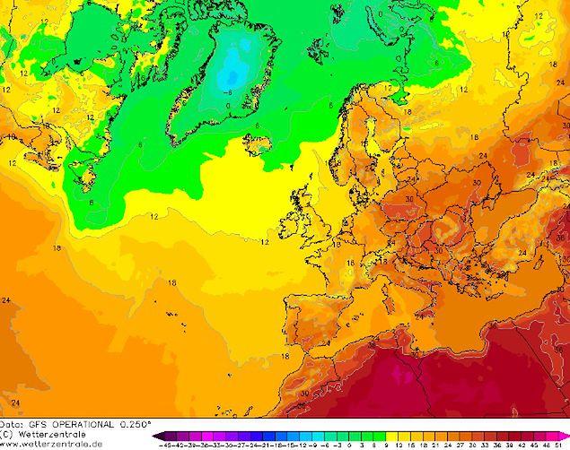 Pogoda na weekend. IMGW ostrzega przed upałami.