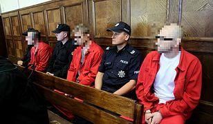 Przed sądem stanęło trzech mężczyzn