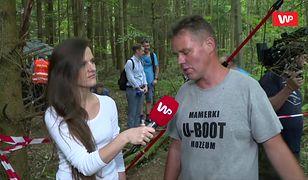 Poszukiwania Bursztynowej Komnaty w Mamerkach. Zamiast skarbu studzienka kanalizacyjna
