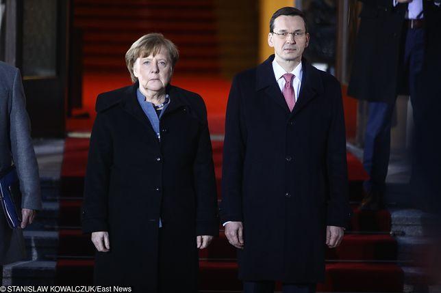 To będzie trzecie spotkanie szefów rządów Polski i Niemiec