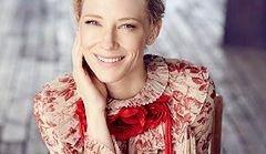Cate Blanchett w Vogue Australia
