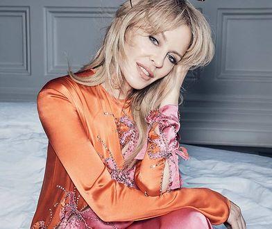Kylie Minogue zdecydowanie nie wygląda na swój wiek