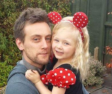 Marzył, by zebrać pieniądze na leczenie chorej na raka córki. Jego samego pokonał nowotwór