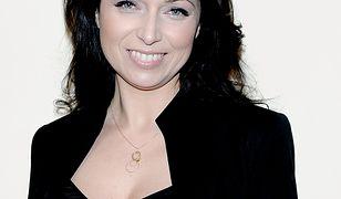 Katarzyna Pakosińska - uśmiechnięta rozwódka