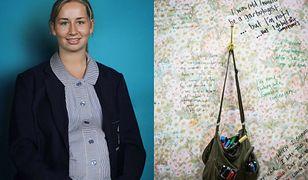 Kwiecista ściana, ustawiona w jednej z galerii sztuki w Melbourne bardzo szybko została pokryta zwierzeniami skrzywdzonych kobiet.