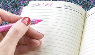 Wraz z przyjściem nowego roku najczęśćiej wymieniamy notatnik na nowy