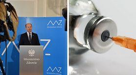 Marszałek Senatu i Minister Zdrowia promują potrzebę szczepień. Zaszczepili się wzajemnie na wizji