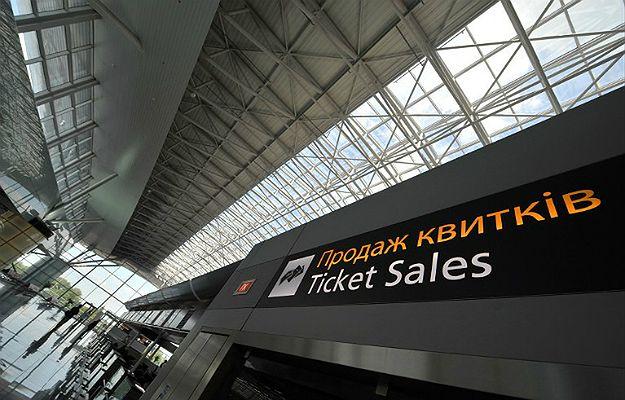 Alarm na lotnisku w Kijowie. Studenci żartowali o terrorystach, zostali zatrzymani przez służby
