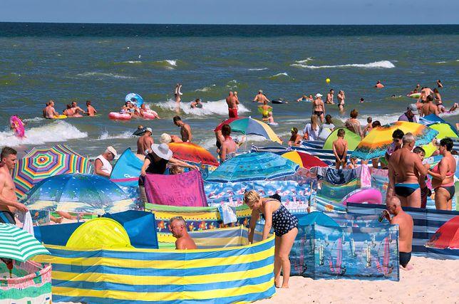 Nie każdego stać na wakacje nad Bałtykiem