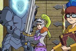 """""""Scooby Doo! i legenda miecza"""" – recenzja DVD"""