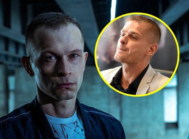 Piotr Trojan wcielił się w rolę Tomasza Komendy