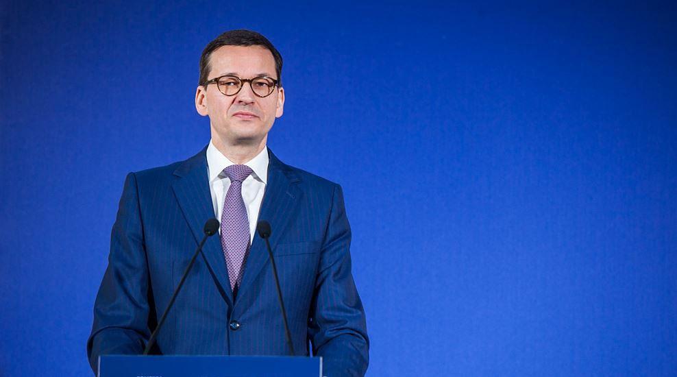 Konferencja premiera. Morawiecki zapowiedział luzowanie obostrzeń