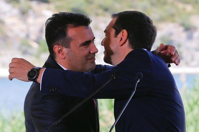 Koniec sporu ws. nazwy Macedonii. Porozumienie z Grecją podpisane