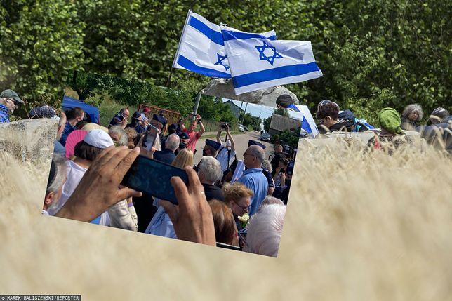 Jedwabne. Blokada uczestników uroczystości przez policję. Interwencja RPO