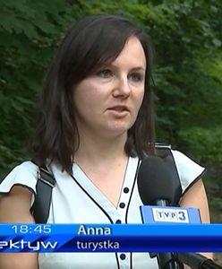 "Wpadka w TVP. ""Turystka Anna"" zdemaskowana"