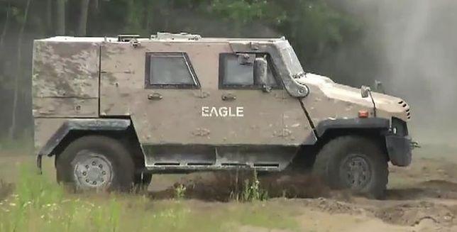 Nowy wóz bojowy w polskiej armii