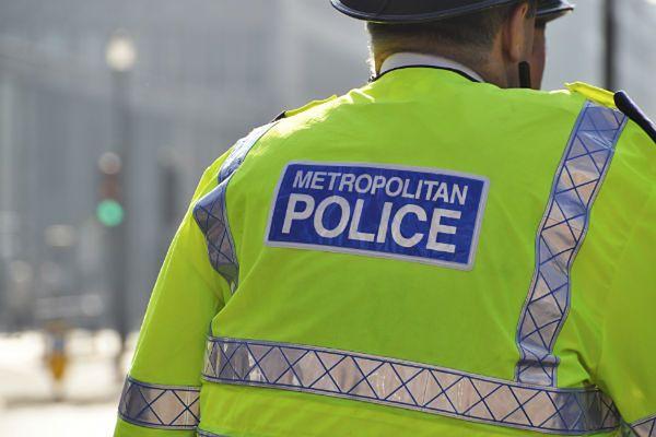 Policja w Londynie po polsku
