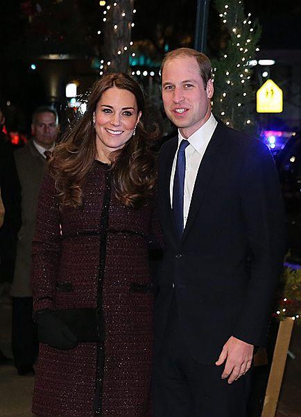 Książę William i księżna Kate w USA - zdjęcia