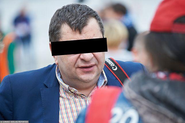 Zbigniew S. w rękach policji. Miał przywłaszczyć sporą sumę pieniędzy