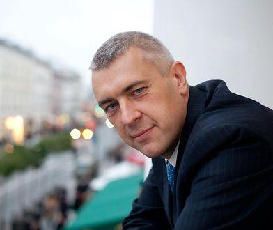 Mecenas Roman Giertych wrócił we wtorek ze szpitala do domu